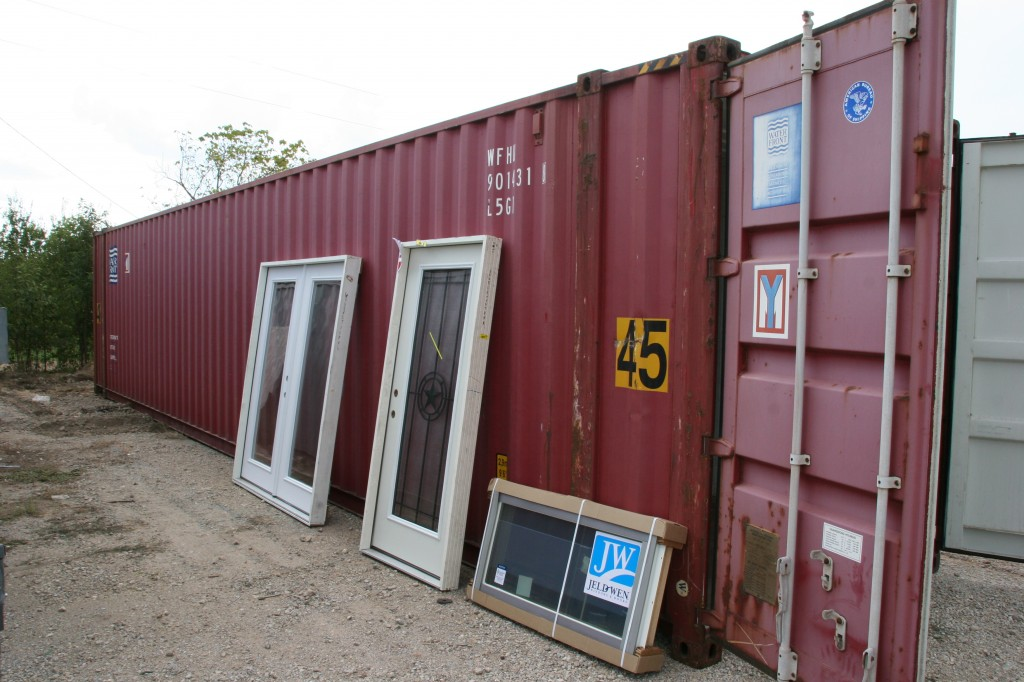 45 zenden ecopod dripping springs conex shack - Ecopod container home ...